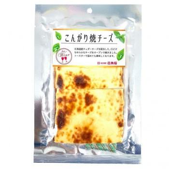 伍魚福 おつまみ こんがり焼チーズ 2枚×10入り 213150 冷凍 (送料無料) 直送