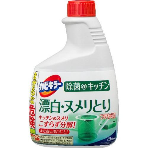 ジョンソン カビキラー 除菌@キッチン 漂白・ヌメリとり つけ替え 400g