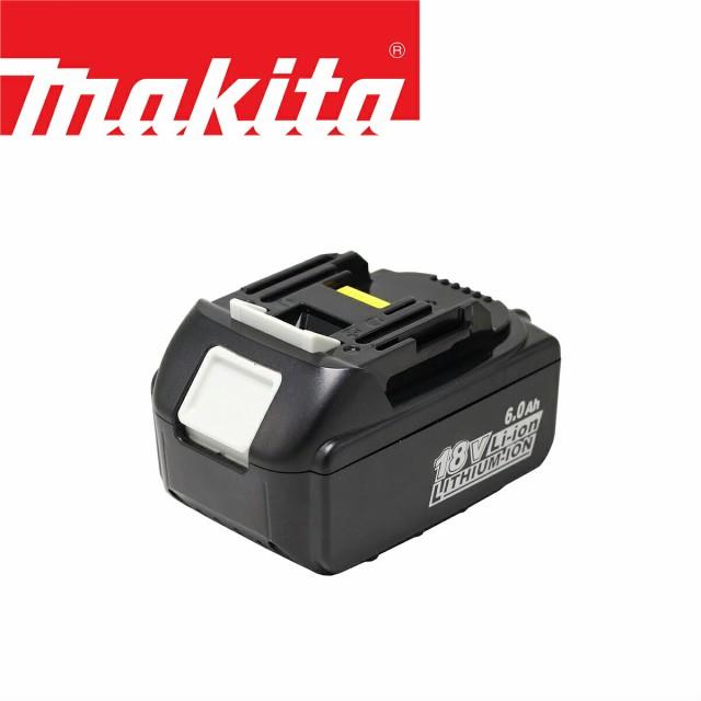 マキタ BL1860B 互換 バッテリー 充電池 makita | 掃除機 コードレス掃除機 インパクトドライバー マキタ電動工具 充電器 ガーデンノズル