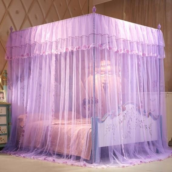 プリンセス♪天蓋 ベッドカー...
