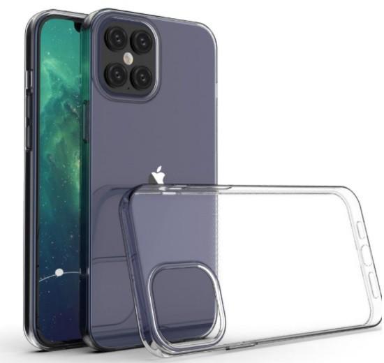 送料無料[iphone12mini対応/5.4インチ]【 iphone TPU ケース 透明 薄型】iphone12mini ソフトケース iPhone 12 mini クリアケース 保護カ