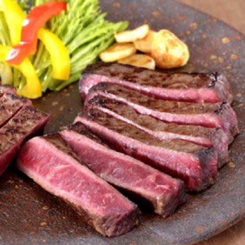 【熟成肉】熟成牛モモステーキ