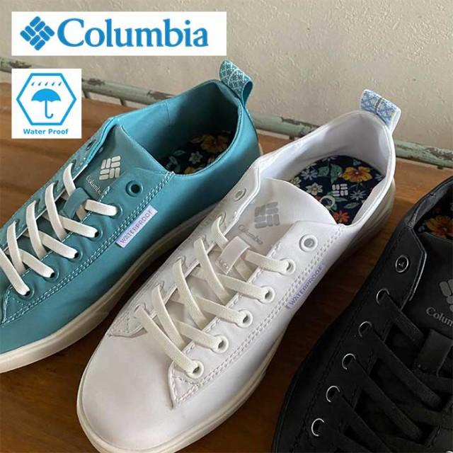Columbia コロンビア 靴 レインシューズ YL0368 防水 スニーカー 雨靴 女性用 レディース womens