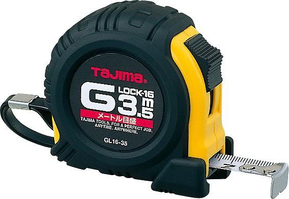 TJMデザイン タジマ TAJIMA Gロック16-3.5m GL16-35BL