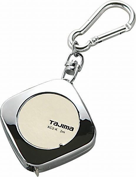 TJMデザイン タジマ TAJIMA KC-K キーコンベ-カラビナ付 -2m KC2-K