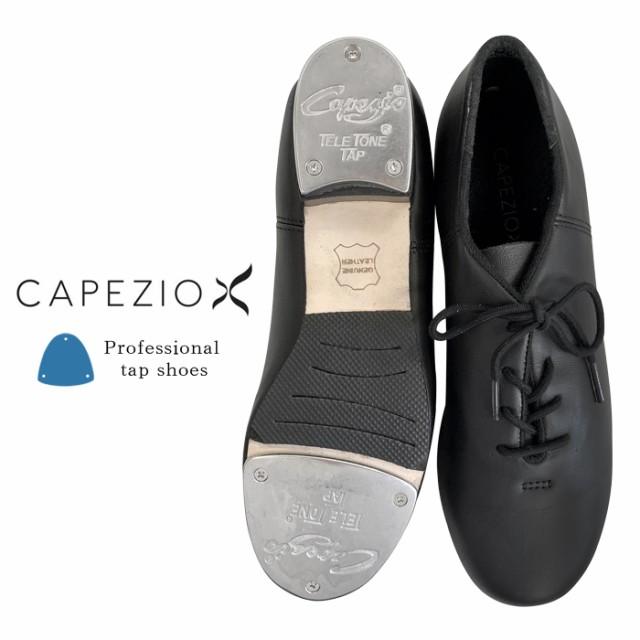カペジオ CAPEZIO タップシューズ ダンスシューズ タップダンス シューズ キッズ TAPS タップ ダンス用品 キッズ 送料無料 CG19