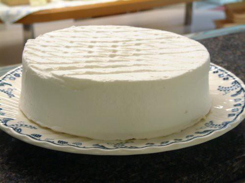 純白チーズ レモンの薫り