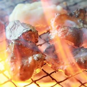 豚肉味付けホルモン醤油仕立て 福島県産