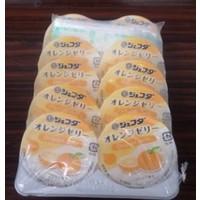 オレンジゼリー40g*10個