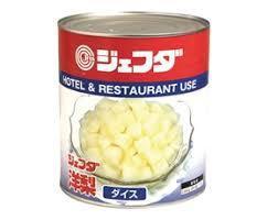 洋梨ダイス1号缶