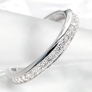 pt900 「0.5ct」 ダイヤモンド フルエタニティリング ジュエリー SIクラス 指輪 プラチナ エタニティ 4月誕生石 ダイヤモンドリング