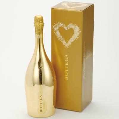 ボッテガゴールド マグナムサイズ 箱付き 1500ml スパークリング シャンパン マグナム ボトル 大きいサイズ 酒 贈答 ハロウィン お歳暮