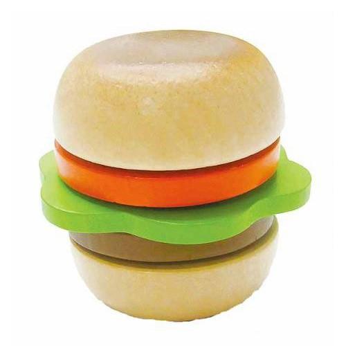ままごと フレッシュバーガー エドインター おままごと ごっこ遊び 木のおもちゃ ままごとセット 食材 食器 木製 ままごとキッチン