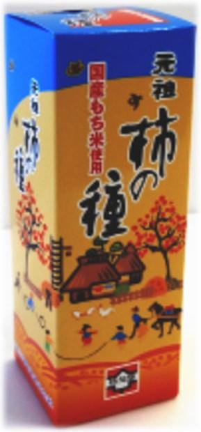 浪花屋製菓 元祖柿の種BOX 228g(76g×3)×1箱