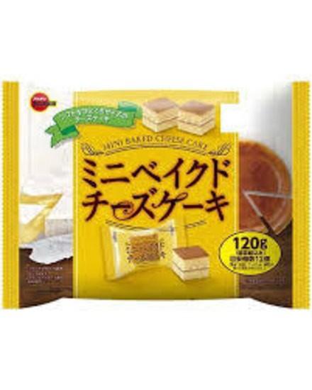 ブルボン ミニベイクドチーズケーキ120g×12袋