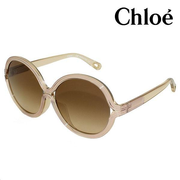 Chloe クロエ サングラス レディース CE742SA-264 アジアンフィット UVカット 人気 ブランド 女性 おしゃれ ギフト プレゼント