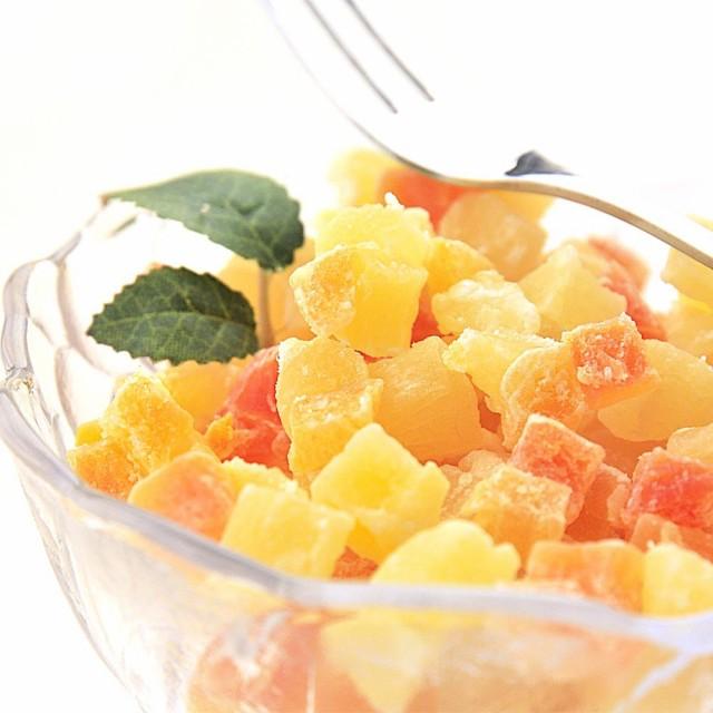 ドライフルーツ 3種 ドライフルーツミックス お徳用 1kg (送料無料)