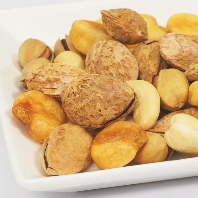 大人の プレミアム ミックスナッツ 塩味 お徳用 1kg ナッツ