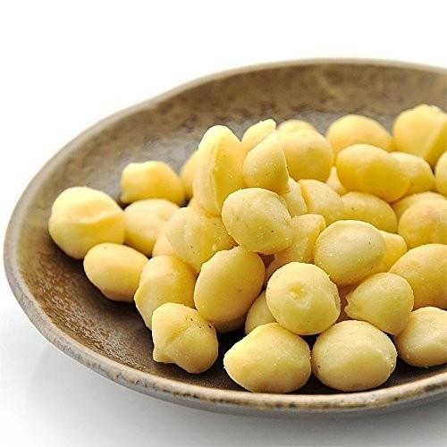 素焼き 無塩 マカダミアナッツ 大粒 お徳用 500g 生 無添加 マカダミア
