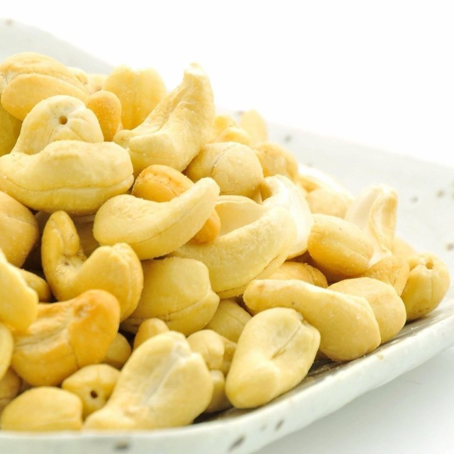 送料無料 生カシューナッツ 無添加 無塩 無油 300g ナッツ カシューナッツ