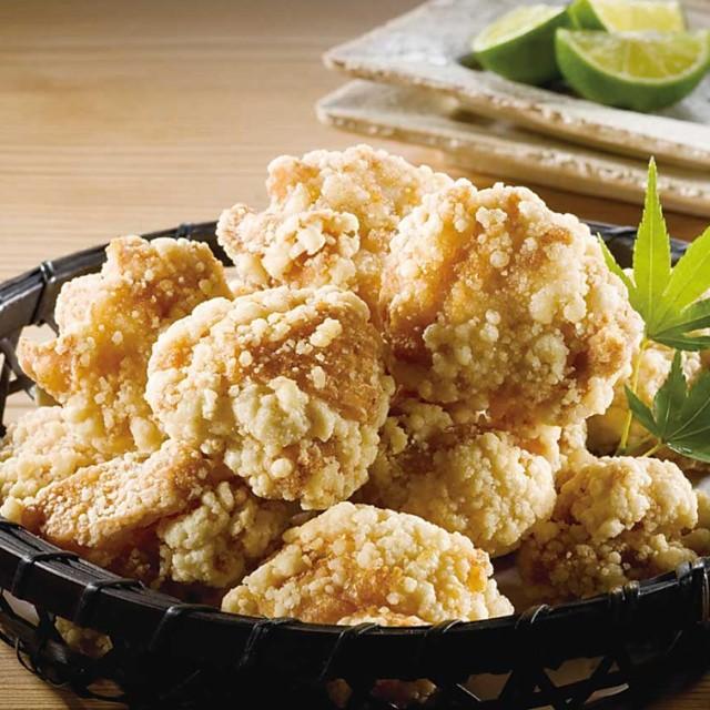 竜田揚げ 2kg (1kg ×2) 業務用 送料無料 冷凍食品 冷凍 お弁当 おかず 鶏肉 もも肉 スターゼン レンジ おいしい 便利 唐揚げ からあげ
