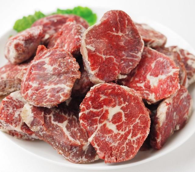 牛肉 厚切り サガリ 2kg (1kg×2パック) まとめ買い 肉 冷凍 冷凍食品 カナダ産 カナダビーフ 牛 ホルモン スライス 焼肉 バーベキュー