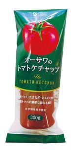 オーサワのトマトケチャップ 300g