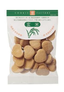 ナチュラルクッキー(玄米) 80g