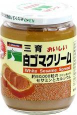 三育 白ゴマクリーム 190g