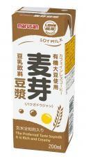 マルサン 麦芽豆ジャン 200ml×12個