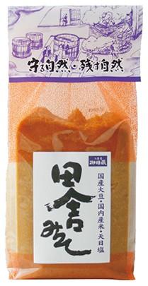 ヤマキ 御用蔵 田舎みそ 1kg(旧 正直村の山里 米味噌)