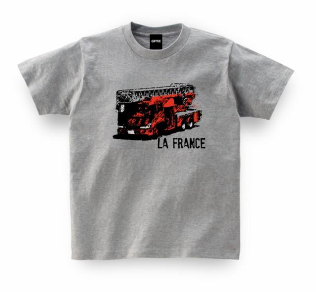 富山県 お土産 ご当地Tシャツ ラ フランス おもしろtシャツ tsyatu おもしろ Tシャツ プレゼント ギフト GIFTEE