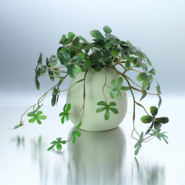 【人工観葉植物 フェイクグリーン】【シュガーバイン・ラージ】【造花・光触媒・おしゃれ・本物みたい・手間いらず・
