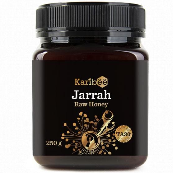 【送料無料】ジャラハニー TA30+ 250g キャリビー オーストラリア産 低GI 天然蜂蜜 はちみつ ハチミツ