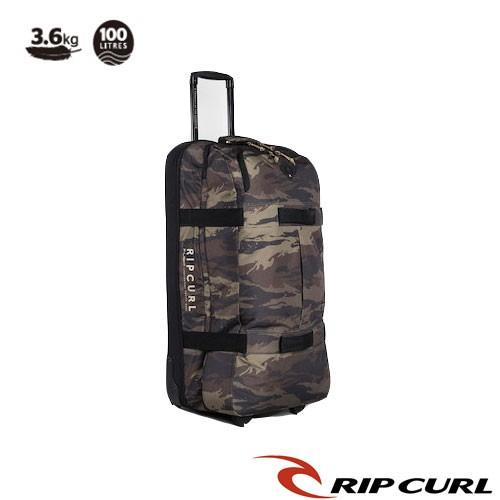 リップカール ripcurl RIP CURL キャリーバック S01-920 大容量 100L 旅行 キャリーケース ソフトスーツケース トリップ Go To