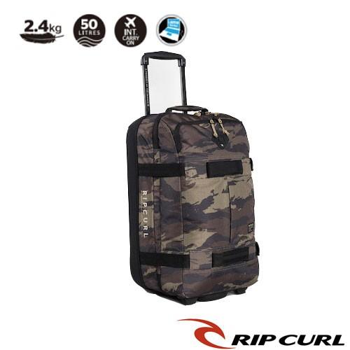 リップカール ripcurl RIP CURL キャリーバック S01-921 機内にも持ち込み可能サイズ 50L 旅行バック GO TO トラベル ソフトスー