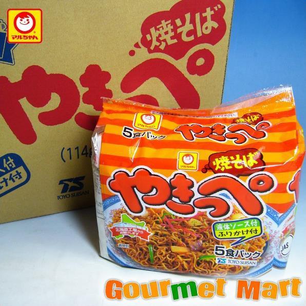 お取り寄せグルメ ギフト プレゼント 東洋水産 マルちゃん 焼そばやきっぺ 30食セット!