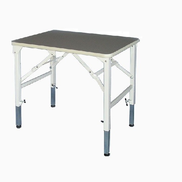 純国産 高さ調節できるテーブル トリミングテーブル アジャスト SX−M W750×D450×H690mm〜830mm サロン/人気