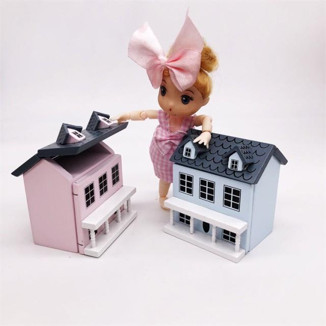 ミニチュア 雑貨 ドールハウス 家具 材料 和風 キット アメリカン ドールハウス インテリア おもちゃ 90036