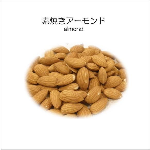 キング物産 素焼きアーモンド アメリカ産 90g ナッツ