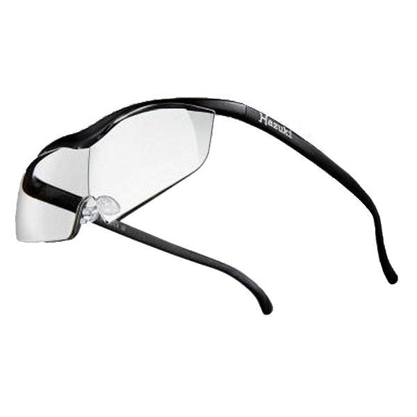 【ハズキルーペ ラージ クリアレンズ】拡大鏡 めがね メガネ 眼鏡