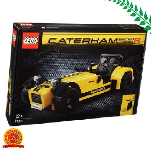 レゴ (LEGO) アイデア ケータハム セブン 620R 21307 [代引選択不可]