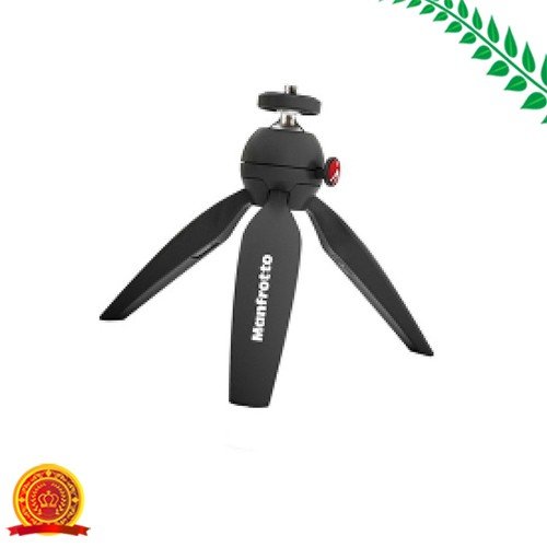 Manfrotto ミニ脚 PIXI ブラック MTPIXI-B カメラ用[代引選択不可]