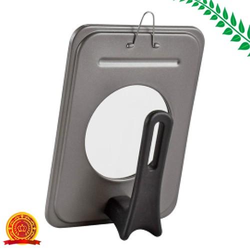 和平フレイズ フライパンカバー スタンド式ハンドル軽量パンカバー ガラス窓付 LR-8092[代引選択不可]