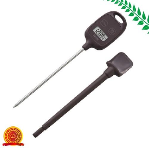 タニタ 温度計 料理 調理 50~240度 ブラウン TT-583 BR スティック温度計[代引選択不可]