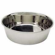 【ステンレス食器 犬用皿型 ミニサイズ】[代引選択不可][1週間-10日で発送予定]