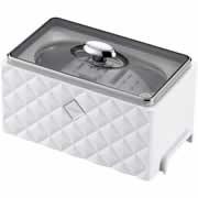 単品販売 ツインバード 超音波洗浄器 EC-4548W ホワイト 1台 [代引選択不可]