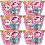 【「ケース販売」ボールド ジェルボール3D 癒しのプレミアムブロッサムの香り 本体 18個×6個】[代引選択不可]