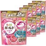 【「ケース販売」ボールド ジェルボール3D 癒しのプレミアムブロッサムの香り つめかえ用 超特大 34個×8個】[代引選択不可]