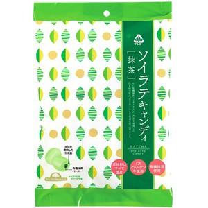 【サンコー ソイラテキャンディ 抹茶 60g】[代引選択不可]